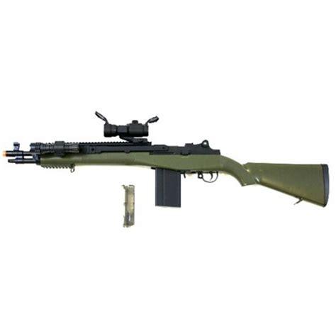 Agm M14 Socom Ris Airsoft Sniper Rifle Review