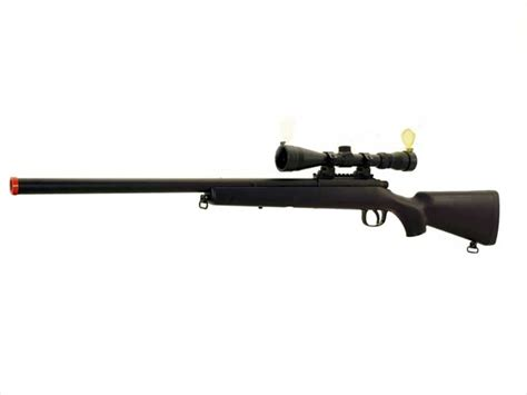 Agm Mp001 Airsoft Sniper Rifle Review