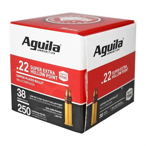 Aguila 22 Ammo Reviews