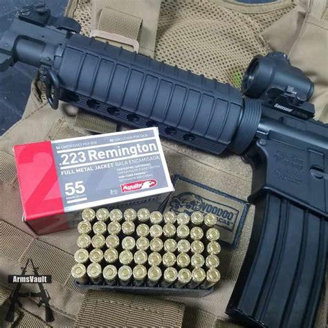 Aguila 223 Remington 55gr Fmj Ammunition Armsvault