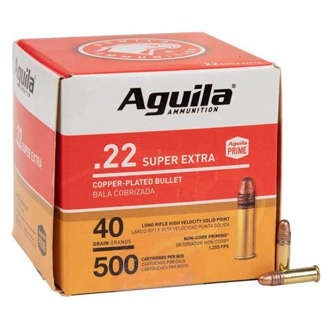 Aguila 22LR Ammo As Cheap As 5 Per Round