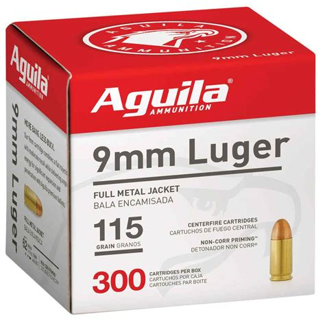 Aguila Ammo 9mm Luger Reviews