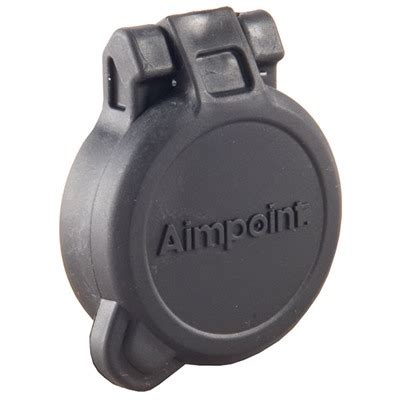 Aimpoint 30mm Sight Flipup Lens Covers Brownells And Midwest Industries Inc Ak Railed Gas Tube Black Brownells