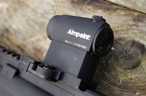 Aimpoint Micro H-1 Review - Combat Optics Reviews