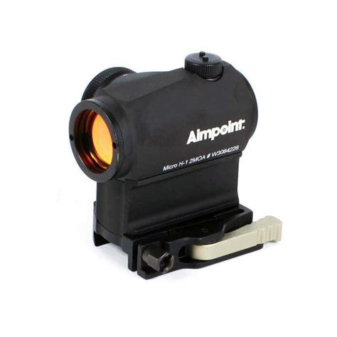 Aimpoint Micro H1 W Ar15 Flattop Mount Lrp Brownells