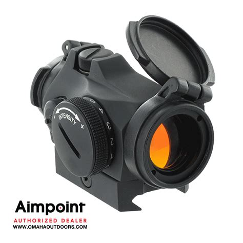 Aimpoint Micro T2 The Originator Of The Red Dot Sight