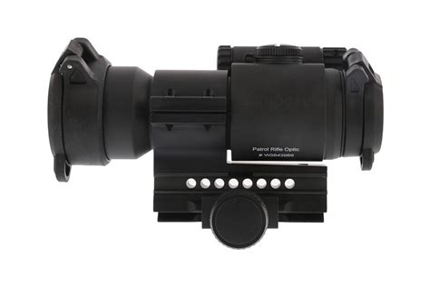 Aimpoint Pro Patrol Rifle Optic Red Dot Riflescope 30mm Review