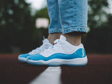 air Jordan 11 Retro Low BG Trainers 528896 Sneakers Shoes