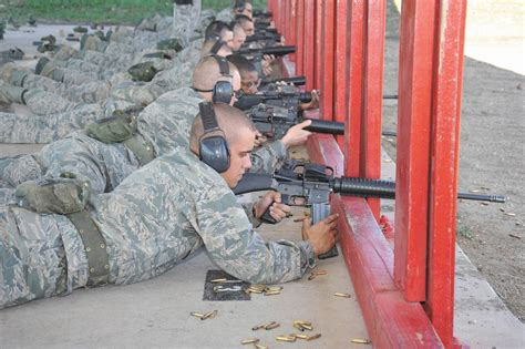 Air Force Rifle Qualification Course