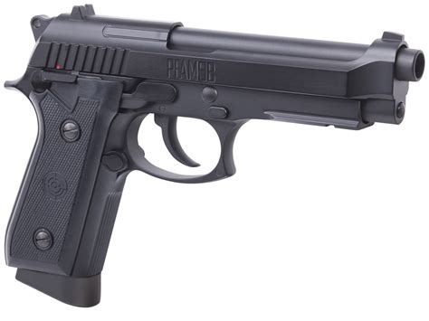 Air Pistol For Self Defense