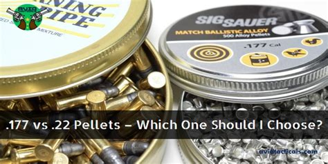 Air Rifle Accuracy 177 Vs 22