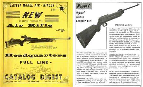 Air Rifle Catalog