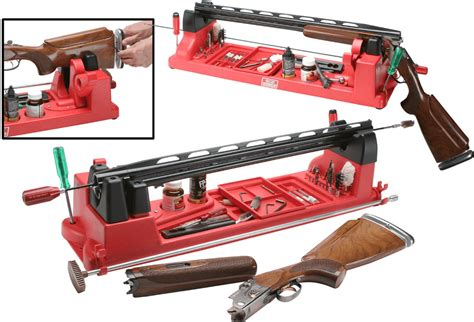 Air Rifle Gun Cleaning Shooting Bench Rest Vice