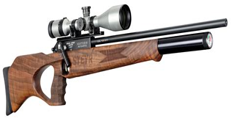 Air Rifle Hunting Nc