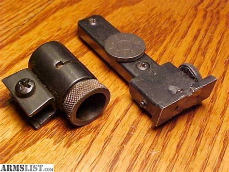 Air Rifle Iron Sights For Sale