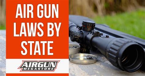 Air Rifle Laws In Washington
