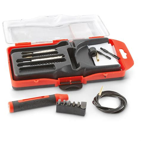 Air Rifle Maintenace Kit