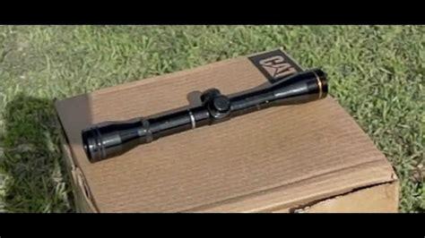 Air Rifle Recoil