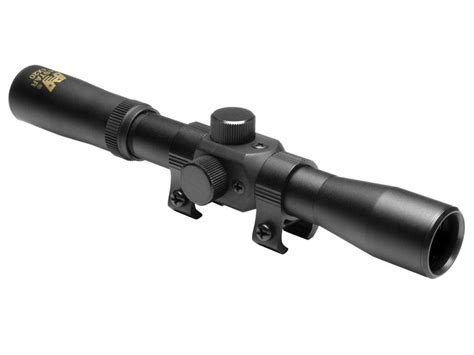 Air Rifle Scope Moving Back