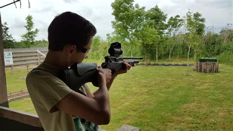 Air Rifle Shooters In Memphis
