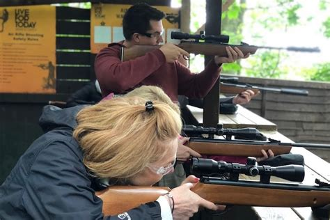 Air Rifle Shooting Clubs In Leeds