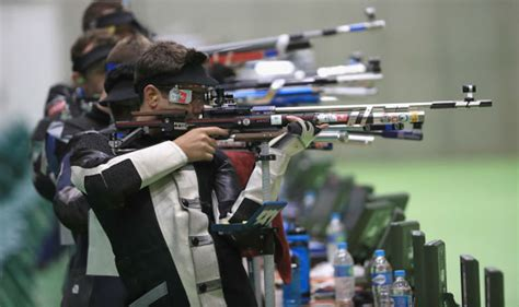 Air Rifle Shooting Competition India