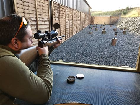 Air Rifle Shooting Range