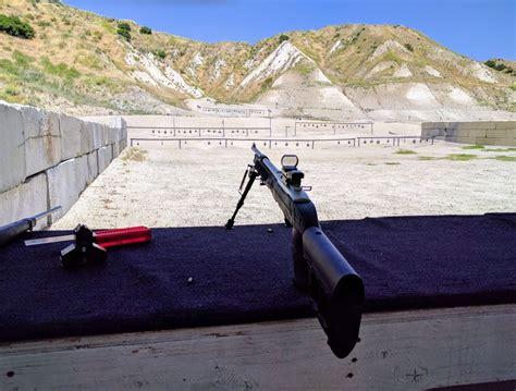 Air Rifle Shooting Range Los Angeles