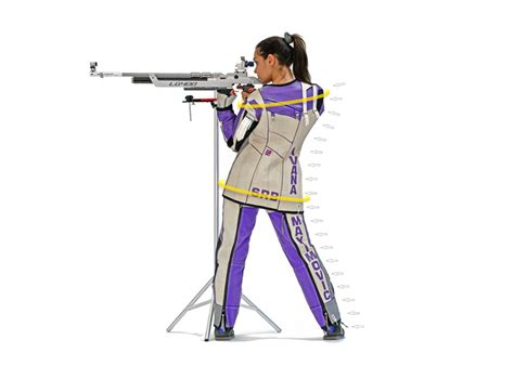 Air Rifle Standing Tips