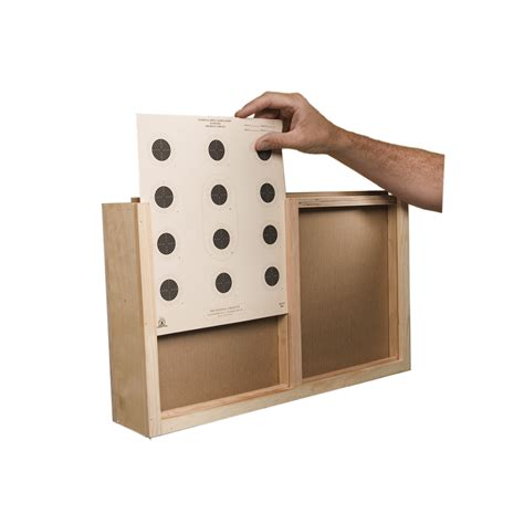Air Rifle Target Box