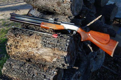 Air Rifle That Shoots Arrows