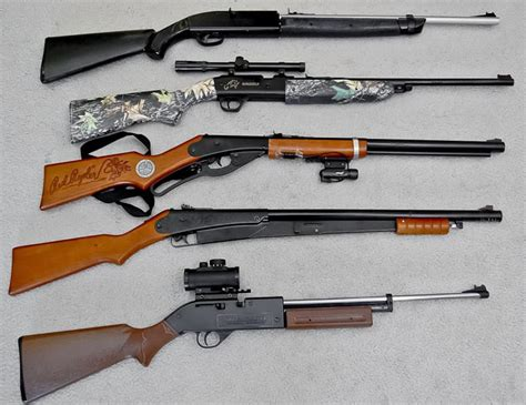 Air Rifle Types Explained