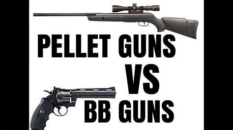 Air Rifle Vs Pellet Gun