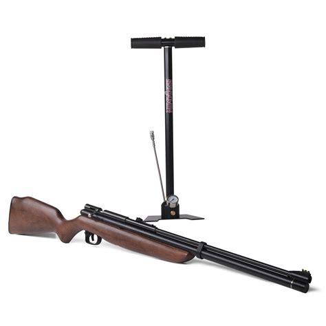 Air Rifle With Pump
