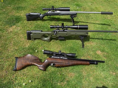 Air Rifles For Sale Used Uk