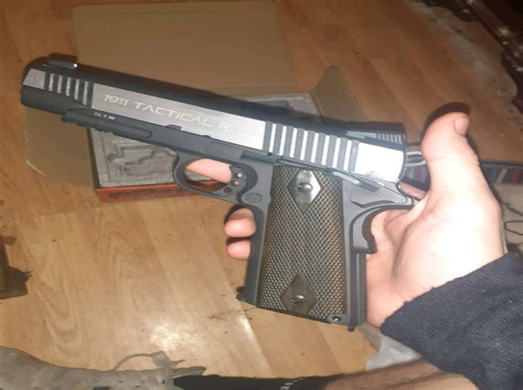 Air Rifles Norfolk