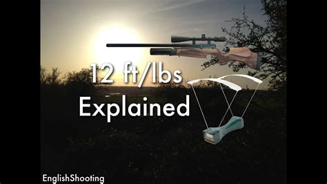 Air Rifles Under 12 Ft Lbs