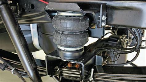 Airbag Kit For Freightliner Spring Ride Trucks