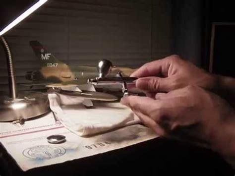 Airbrush Trigger Stuck