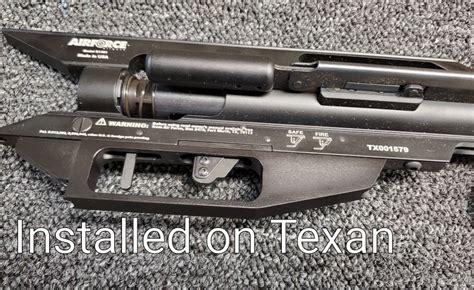 Airforce Air Rifle Wok Guard 15 Mk2 Installation