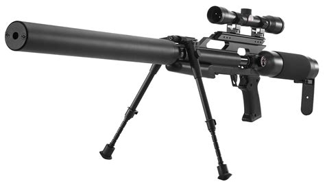 Airforce Texan Big Bore Air Rifle With Suppressor