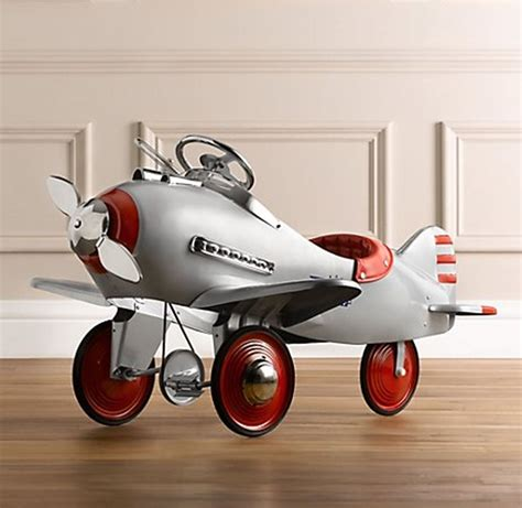 airplane riding toy Image
