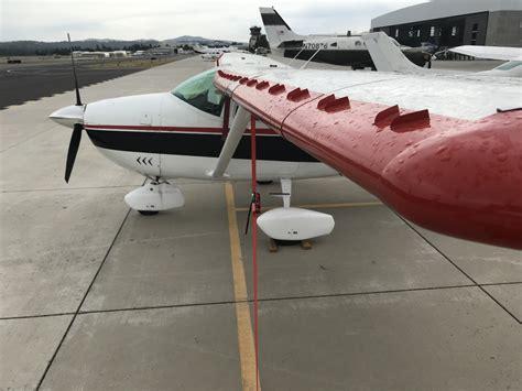 Airplane Vortex Generator Triangles