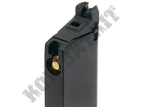 Airsoft 1911 Gas Magazine Made In Taiwan