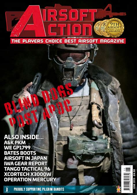 Airsoft Action May 2019 By Airsoft Action Magazine Issuu