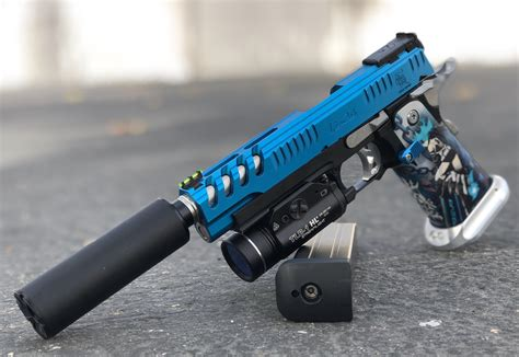 Airsoft Anime Pistol Grips