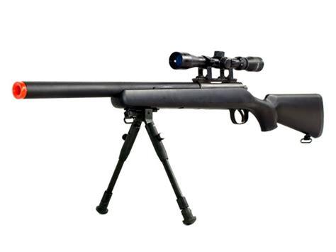 Airsoft Bolt Action Rifle Short Barrel