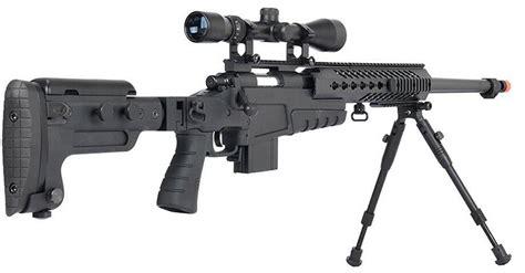 Airsoft Bolt Action Sniper Rifles Uk
