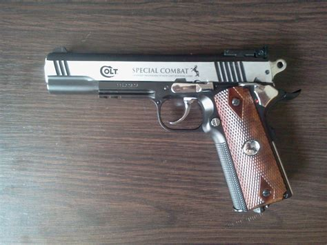 Airsoft Colt 1911 Fires Only 5 Shots