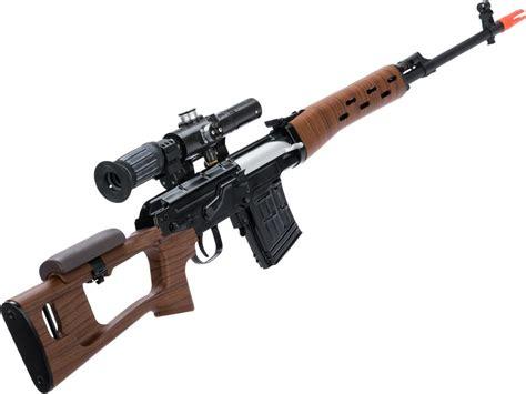 Airsoft Dragunov Svd Sniper Rifle
